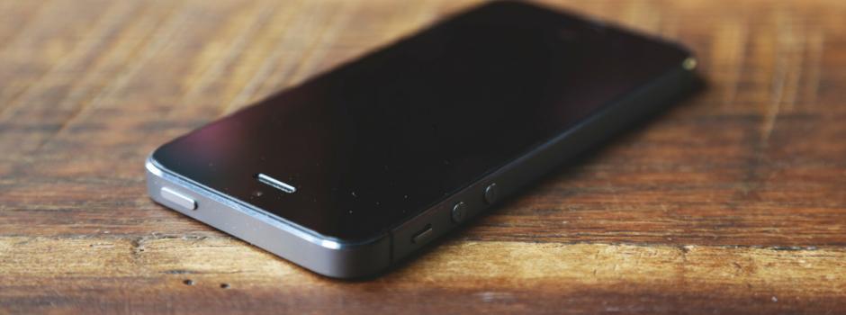 Cellphone-electrocution